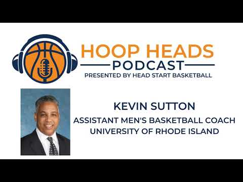 Kevin Sutton - University Of Rhode Island Men's Assistnat Coach
