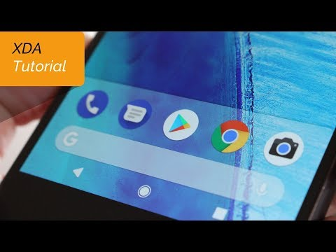 Get The Android P Launcher on Any Oreo Device - YouTube