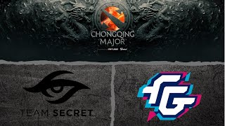 Team Secret vs Forward Gaming Bo3 The Chongqing Major 2019 Group Strage B