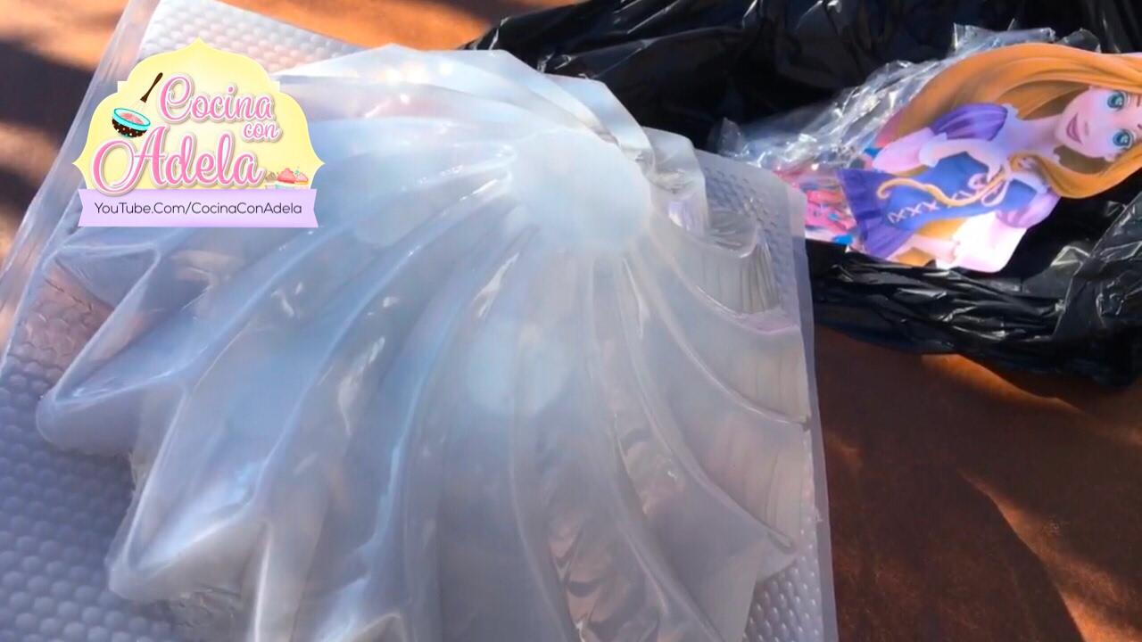 Moldes para gelatinas de princesas youtube - Moldes para gelatina ...