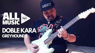 GREYHOUNDZ - Doble Kara (MYX Live! Performance)