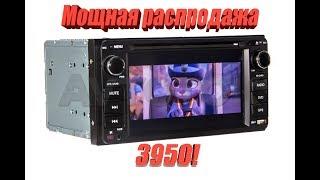 Универсальная магнитола Toyota(+Daihatsu) (200x100) Windows CE 6.0 без GPS WIN-6901