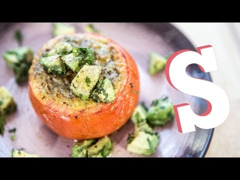 Tomato Frittata Recipe - Made Personal by SORTED