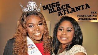 Let's Talk: Sex Traffic Awareness | Miss Black Atlanta