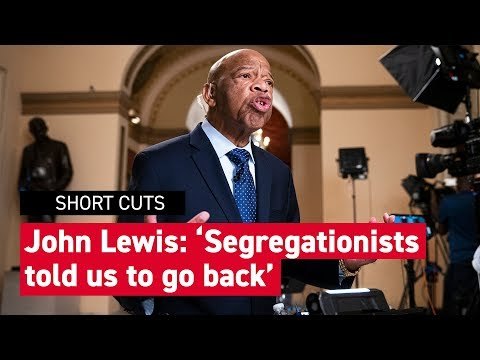 John Lewis rips Trump attacks on minority lawmakers in scathing speech: 'I know racism when I feel it'
