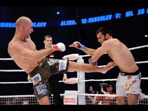Александр Яковлев vs.