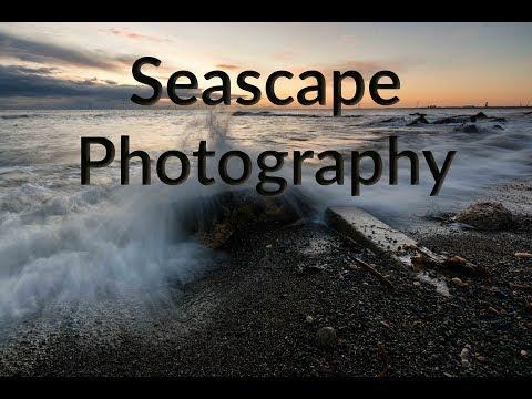 Seascape photography UK   Newbiggin By The Sea, Northumberland   Photography Tips
