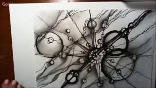 Нейрографика. МК Татьяны Лобановой «От мечты к реализации»