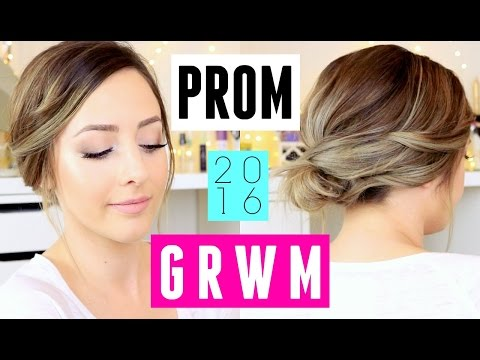 prom-2016-get-ready-with-me!-easy-makeup,-hair-+-dress-ideas!