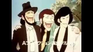 Lupin 3 Second Generique Italie __ musique Olive et Tom