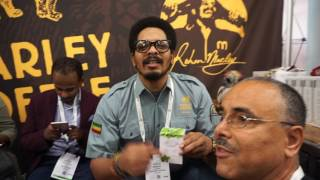 Rohan Marley & Micheal at Expo West 2016