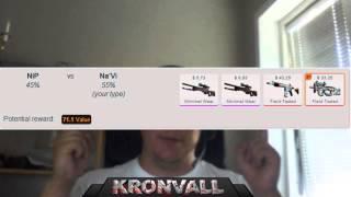 Kronvall betting sites betting zone horse tips gg