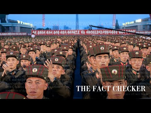 How did the 1994 deal with North Korea fall apart? | Fact Checker