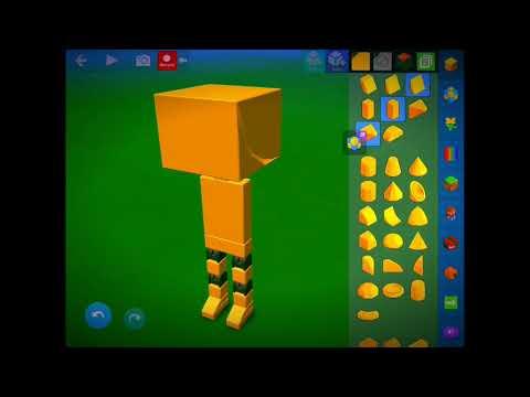 How To Make A Big Blockster (Blocks World)