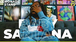 BabySantana: The Lemonade Stand Interview