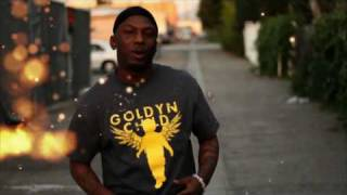 "Official Video of ""Goldyn Chyld II"" - Ras Kass ft. DJ Rhettmatic (NSFW) HD"