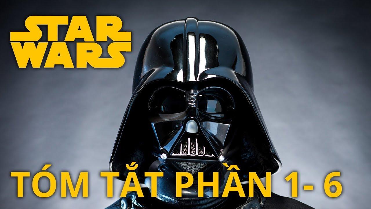 CHIẾN TRANH GIỮA CÁC VÌ SAO: Cuộc Đời Của Darth Vader