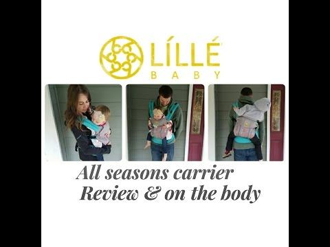 Lillebaby All Seasons Carrier (Review And On The Body)