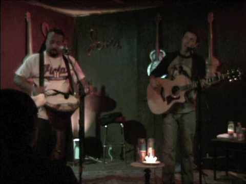 Jason Mraz - Conversation With Myself (w/ alternate intro, live at Java Joe's - 2001)