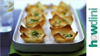 Baked Crab Rangoon Recipe: How To Make Crab Rangoons