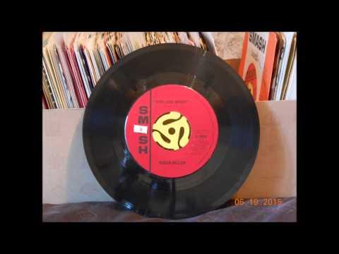 Roger Miller England Swings 45 rpm mono mix