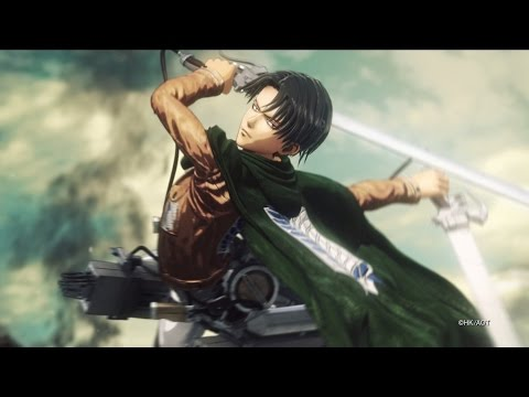 Attack on Titan arrives stateside in August