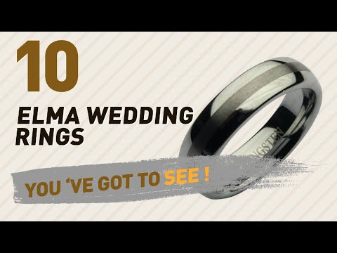 Elma Wedding Rings Video Collection // UK New & Popular 2017