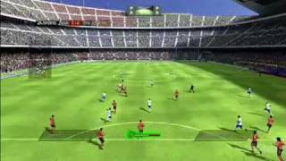 FIFA Soccer 10 PlayStation 3 Gameplay Be A Pro Gameplay