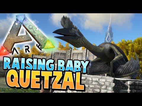 ARK: Survival Evolved | Breeding Quetzal Dinosaur Baby! | S2Ep40 |