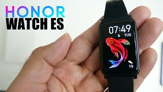 Honor Watch ES Smartwatch - Detailed Hands-on Review