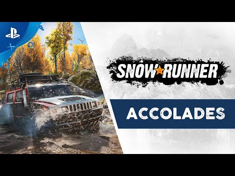 SnowRunner - Accolades Trailer | PS4