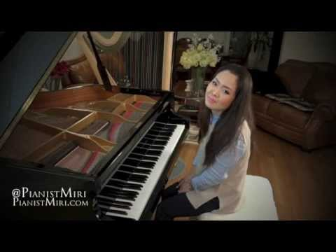 Wiz Khalifa - See You Again (Furious 7 Soundtrack) | Piano Cover by Pianistmiri 이미리