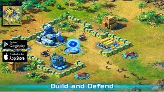 Battle for the Galaxy Gameplay Walkthrough HD (iOS, Android)