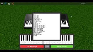 Roblox see you again-Charlie puth (roblox piano)