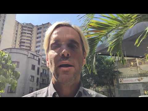 Global Visions: Epicenter of chaos, Caracas/Venezuela