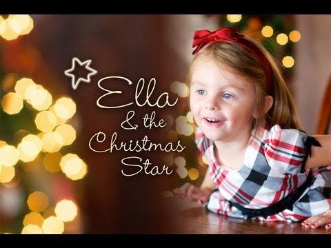 Ella And The Christmas Star Cookie