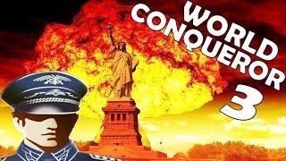 World Conqueror 3 - COMO INVADIR OS ESTADOS UNIDOS - TERCEIRA GUERRA MUNDIAL