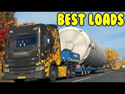 BUYING THE BEST UPGRADED TRUCK!! 🔴 Euro Truck Simulator 2 Livestream 🔴
