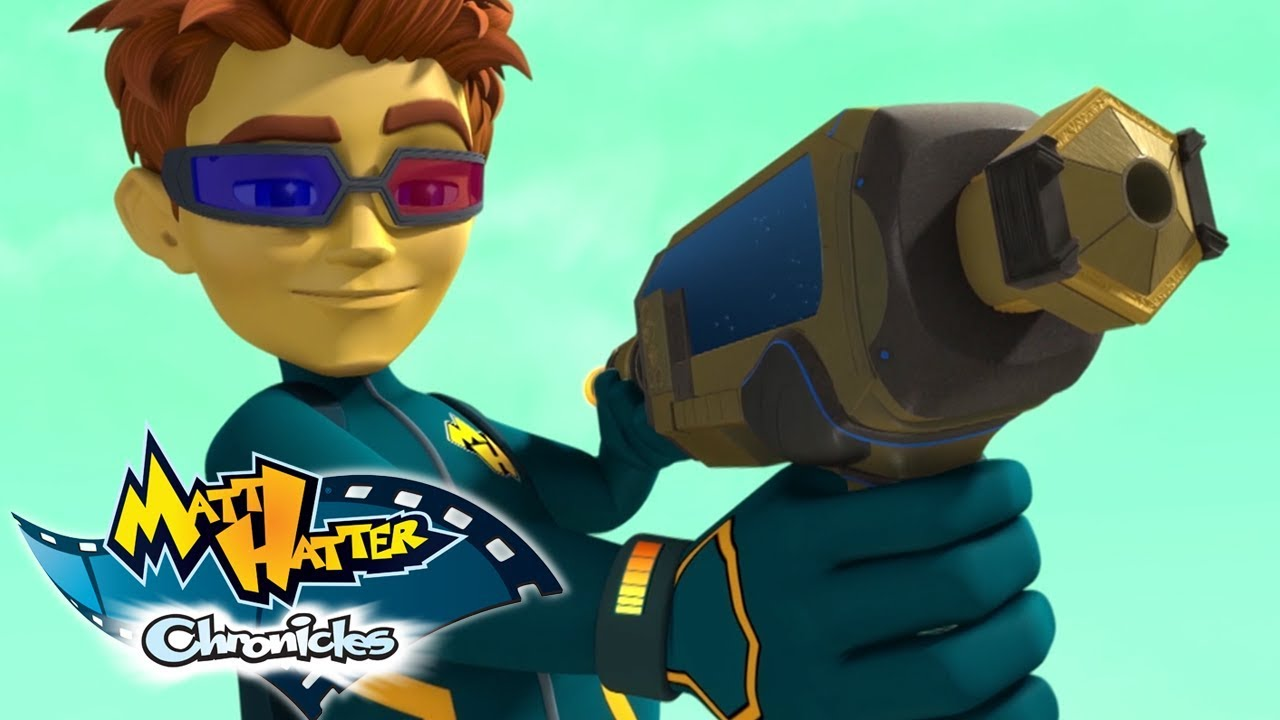 Download Matt Hatter Chronicles - WATER FIGHT | Compilation | Videos For Kids
