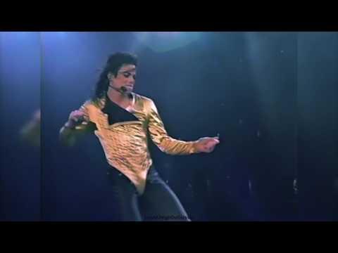 Michael Jackson - Human Nature - Live Argentina 1993 - HD