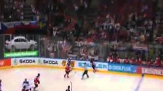 Канада 2:0 Россия - Тайлер Эннис (второй гол, второй период) 17.05.2015