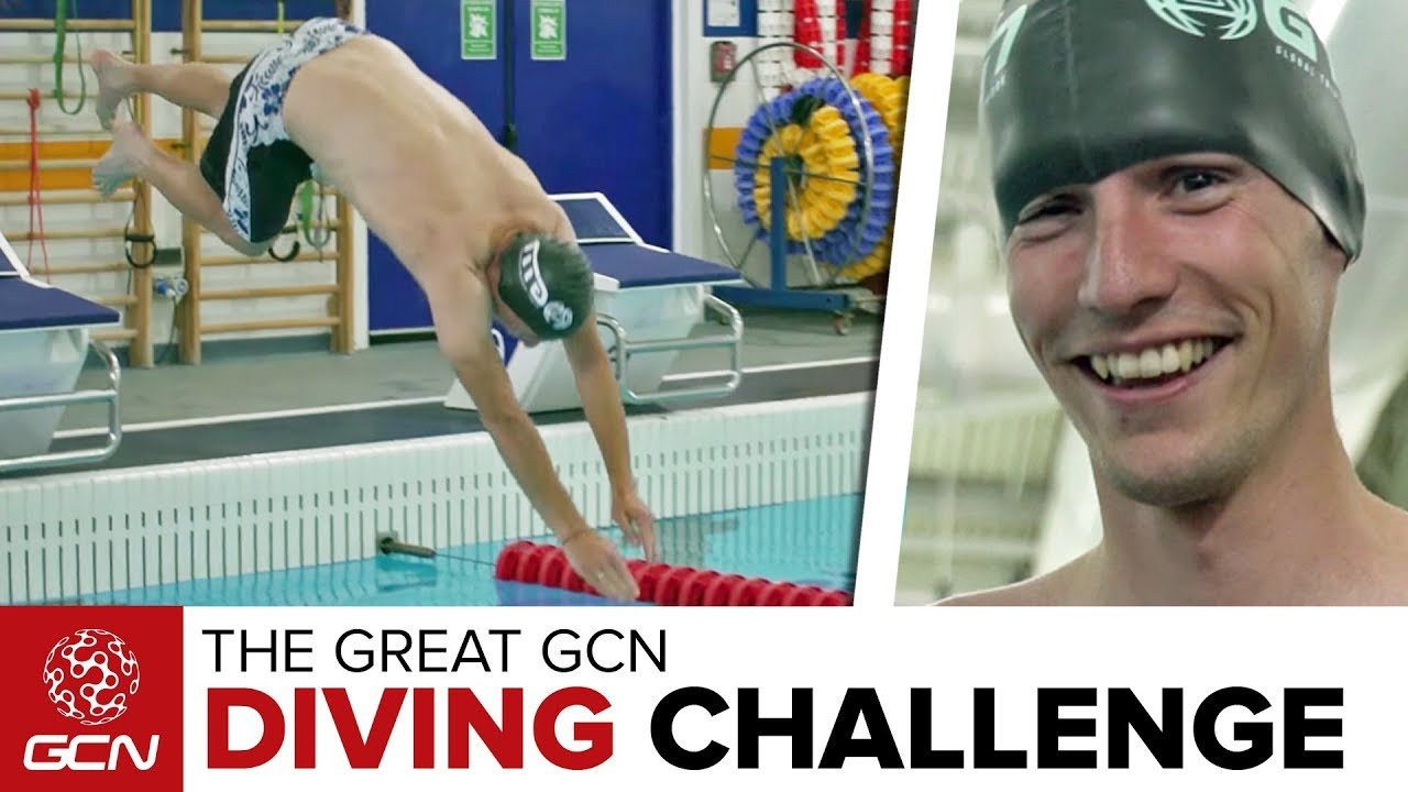 The Great GCN Diving Challenge