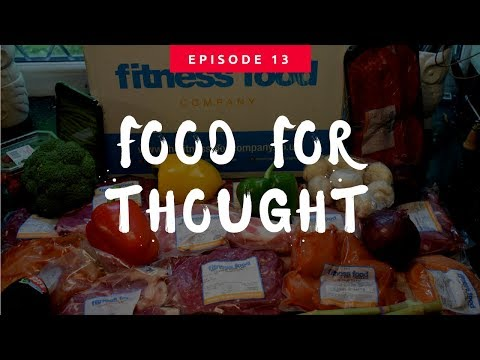 FOOD FOR THOUGHT | Chatting nutrition & cooking a post session meal | Ep13