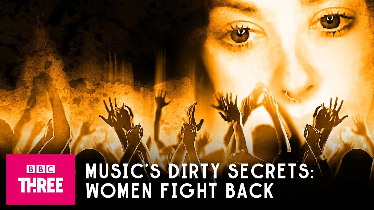 BBC LAUNCHES DOCUMENTARY ABOUT ASSAULT IN THE MUSIC INDUSTRY