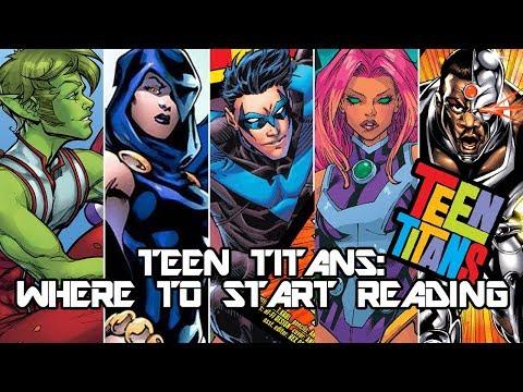 TEEN TITANS: WHERE TO START!?