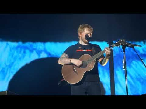 Kiss Me - Ed Sheeran - Auckland - 26/03/18