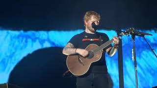 Kiss Me - Ed Sheeran - Auckland - 26/03/18