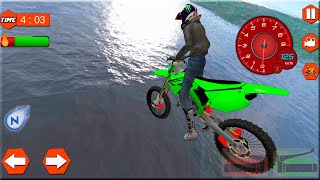 Extreme Bike Stunts Mania Trial Xtreme Android Gameplay