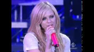 Avril Lavigne   When Youre Gone Live