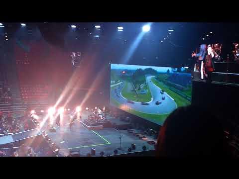 FOB concert, San Diego Viejas Arena (2017) part.1